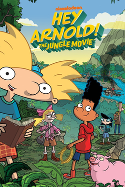 Hey Arnold The Jungle Movie Wikipedia