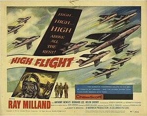 High Flight (film) - High Flight Lobby card