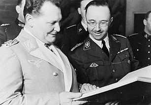 Himmler, Heinrich and Goering, Hermann