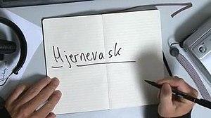 Hjernevask - Title card