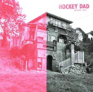 Blend Inn (album) - Image: Hockey Dad's Blend Inn (Album Artwork)