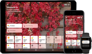 HomeKit software framework by Apple