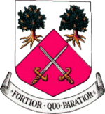 Coat of arms of the Municipal Borough of Hornsey