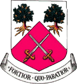 Municipal Borough of Hornsey - The Arms of The Municipal Borough of Hornsey