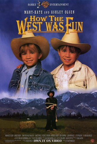 How the West Was Fun - Image: How the West Was Fun