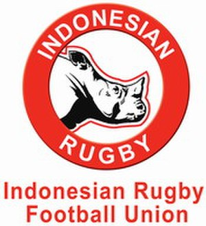 Indonesia national rugby union team - Image: IRFU logo
