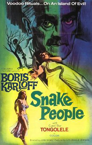 Download Isle of the Snake People Avi