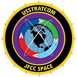 Joint Functional Component Command for Space - JFCC SPACE Emblem