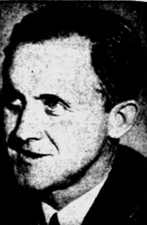 John Fenlon - Fenlon pictured in a 1947 newspaper
