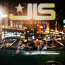 JLS — The Club Is Alive (studio acapella)