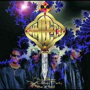 The Show, the After Party, the Hotel - Image: JODECITSTAPTHCOVER