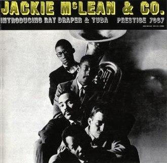 Jackie McLean & Co. - Image: Jackie Mc Lean & Co