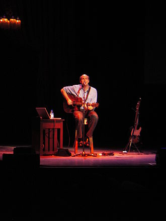 James Taylor - Taylor in concert at DeVos Hall, Grand Rapids, Michigan – April 2006
