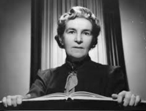 Nettie Palmer - in 1943
