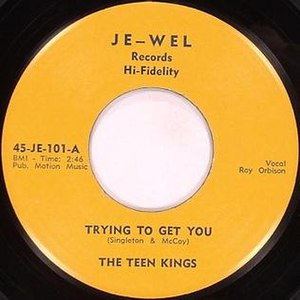 "Je–Wel - The title on this label, ""Trying to Get You"" is incorrect. The correct title is ""Trying to Get to You"""