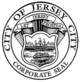 Offizielles Siegel von Jersey City, New Jersey