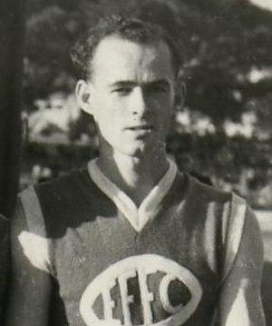 Jim Conway (footballer) - Image: Jim Conway (East Fremantle)