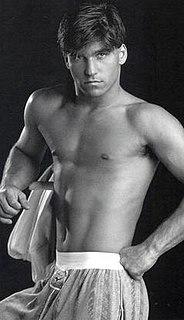 American gay pornographic actor