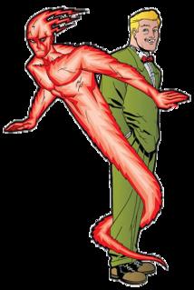 Johnny Thunder fictional character