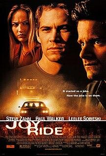 <i>Joy Ride</i> (2001 film) 2001 film by John Dahl