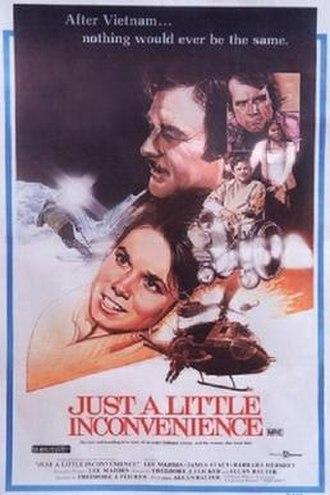 Just a Little Inconvenience - Image: Just a Little Inconvenience