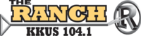 KKUS TheRanch104.1 logo.png