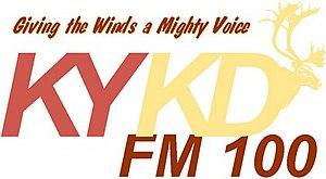 KYKD - Image: KYKD FM logo