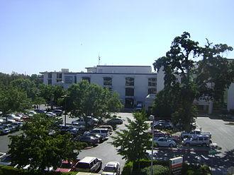 Kaweah Delta Medical Center - Image: Kaweah Delta Medical Center