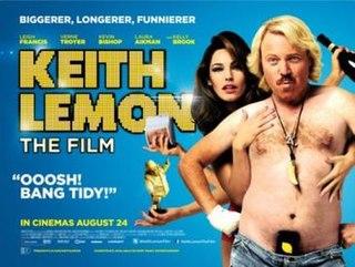 <i>Keith Lemon: The Film</i> 2012 film