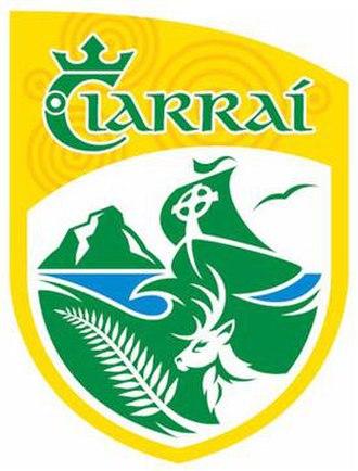 Kerry GAA - Image: Kerry GAA crest