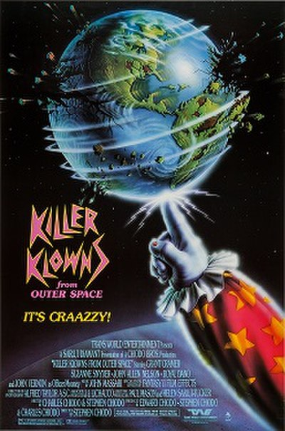Picture of a movie: Killer Klowns From Outer Space