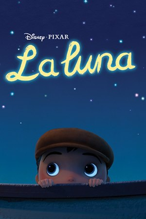 La Luna (2011 film) - Theatrical poster