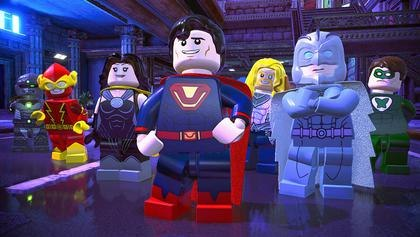Lego Crime Syndicate of America, Lego DC Super-Villains