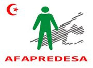 Association of the Families of Sahrawi Prisoners and Disappeared - Image: Logo afapredesa