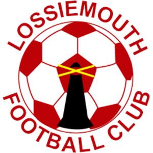 Lossiemouth F.C. - Image: Lossiemouthbadge