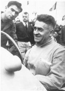 Louis Rosier French racing driver