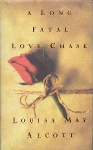 A Long Fatal Love Chase - Cover, Random House edition, 1995