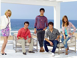 Jonas (TV series) - Cast of Jonas L.A.
