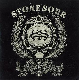 Made of Scars - Image: Made of Scars (Stone Sour album) coverart