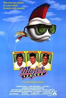 <i>Major League</i> (film) 1989 film by David S. Ward