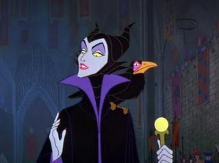 Maleficent Disney villain character