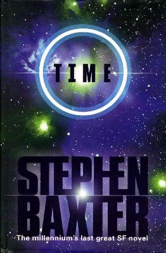 Time (Baxter novel) - First edition (UK)