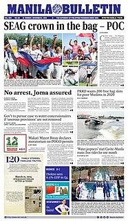 <i>Manila Bulletin</i>