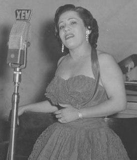 María Luisa Landín Mexican singer (1921-2014)