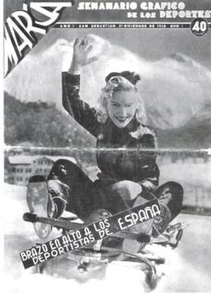 Marca (newspaper) - Image: Marca portada