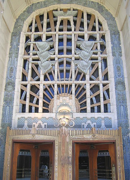 List Of Art Deco Architecture Wikimili The Free