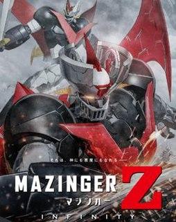 <i>Mazinger Z: Infinity</i> 2017 film by Junji Shimizu