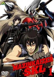 <i>Mazinkaizer SKL</i> OVA and manga series