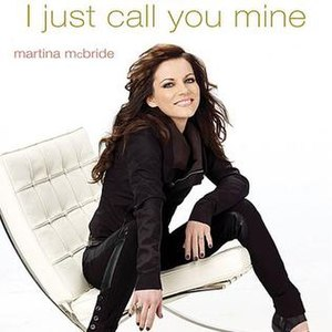 I Just Call You Mine - Image: Mc Bride call you mine single cover