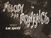 Melody and Romance